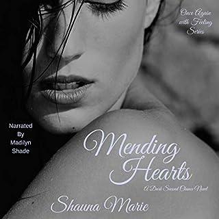 Mending Hearts: A Dark Second Chance Novel audiobook cover art