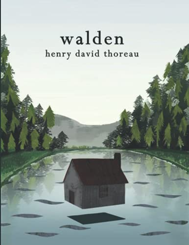 Compare Textbook Prices for Walden: Environmentalist & Naturalist Biographies, Ecology of Lakes & Ponds. Large Print  ISBN 9798525104259 by Thoreau, Henry David