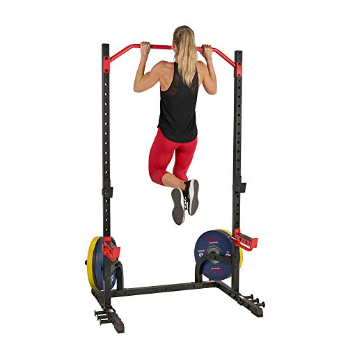 Sunny Health And Fitness Power Squat Rack