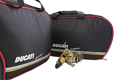 made4bikers Promotion: Borse interne per valigie moto adatte per modelli Ducati Multistrada 1200 al 2014