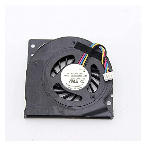 Ellenbogenorthese-LQ Ventilador de CPU Compatible con Ventilador de refrigeración de CPU Reemplazo para Intel NUC 5 NUC5I5MYBE NUC5CPYH NUC5I5RYK NUC5i3MYBE NUC7i5BNK Mini pc BSB05505HP Accesorios.