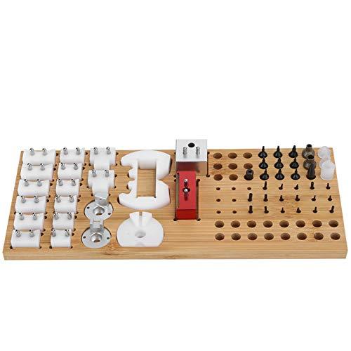 Amplia gama de aplicaciones Accesorio para abrir cajas de relojes Accesorios completos...