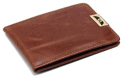 Royster Callus Tan Men's Wallet (RCCRD004-1)