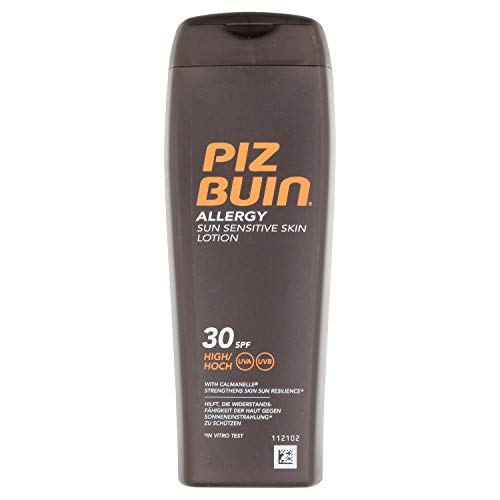 Piz Buin - Crema solar Allergy Lotion SPF30, 200 ml