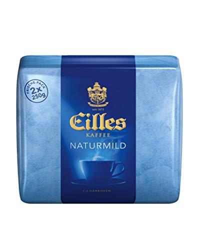EILLES KAFFEE Naturmild 2 x 250 g gemahlen
