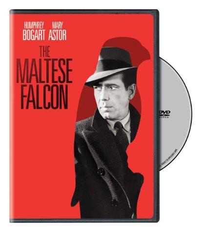 Maltese Falcon -  DVD, John Huston, Humphrey Bogart