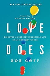 Love does book review -  by Bob Goff