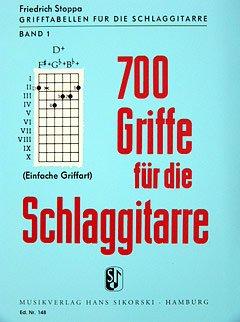 700 grepen - gearrangeerd voor gitaar [Noten / Sheetmusic] Componis: STOPPA FRRICH