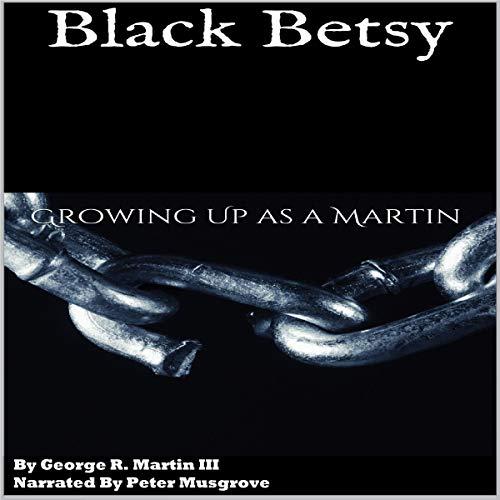 『Black Betsy』のカバーアート