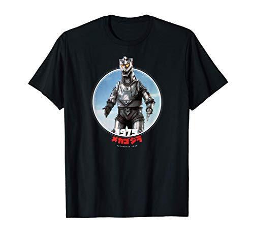 Godzilla Mechagodzilla 1975 Icons of Toho T-Shirt