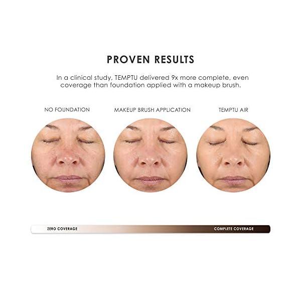 TEMPTU Air Airbrush Starter Kit: Cordless Professional At-Home Airbrush Makeup Travel-Friendly Anti-Aging, Long-Wear…