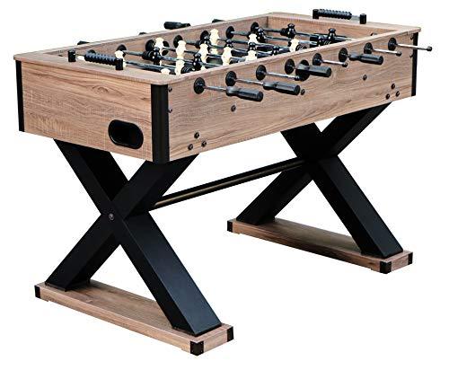 Hathaway Excalibur 54-in Foosball Table, Driftwood
