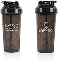 Cockatoo CS-01 BPA free Shaker Bottle