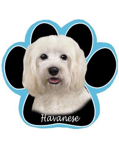 E&S Pets Havanese Non Slip Paw Shaped Mouse P