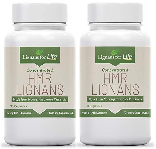 HMR Lignans 40 mg 2 Pack
