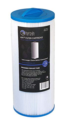 Hot Tub Things Replacement Filter Cartridge for Jacuzzi 6000-383A