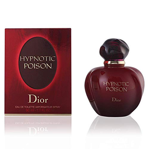 Christian Dior Hypnotic Poison Eau De Toilette Spray for Women, 1 Ounce