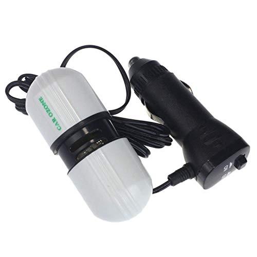 Chamomile1011 La Excelente Generador De Ozono Purificador De Aire De Ozono Auto Estilo Aplicada Coche Generador Ionizador Purificador De Aire
