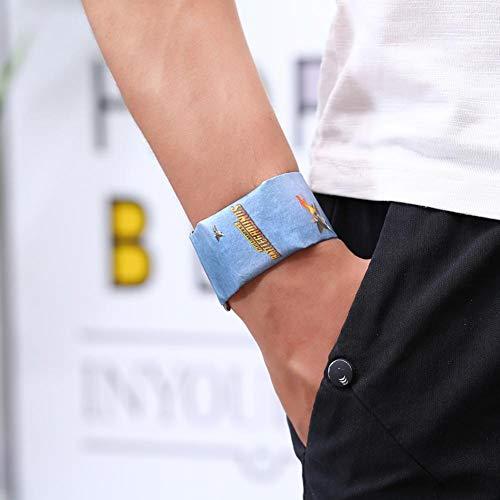 juman634 kreative Papier elektronische Uhr Uhr Mode smart Watch mit magnetverschluss Schnalle wasserdicht für Dupont Papier Uhr
