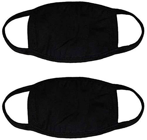 Máscara Unisex para Adultos, Mezcla de algodón, Antipolvo, cálido, protección para esquí,...