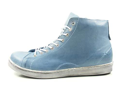 Andrea Conti Damen Stiefeletten 0341500398 blau 607977 40 EU Blau
