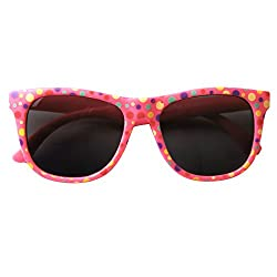 Vintage– Best First Sunglasses for Infant, Baby, Toddler, and Kids! 100% UV Protection.