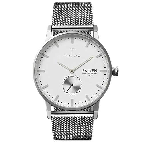 TRIWA Falken Men's Minimalist Dress Watch...