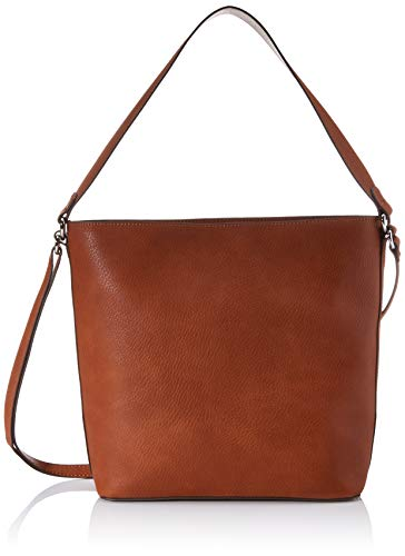 ESPRIT Hobo Bag in Leder-Optik