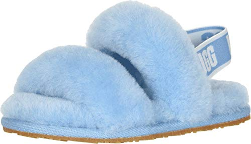 UGG Kids' Oh Yeah Slipper, Horizon, 5 M US