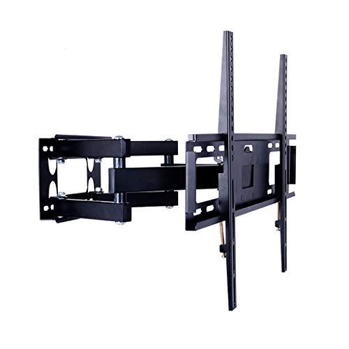 RENJUN- TV-Wandhalterung Geeignet for 32-70in Maximale Kapazität 50 Kg Kompatibel Von 100x100mm Bis 600x400mm Neigung + 12 / -2 °