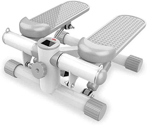 %17 OFF! CUUYQ Mini Stepper Machine, Multi Purpose Stair Stepper with LCD Display Step Machine Cardi...