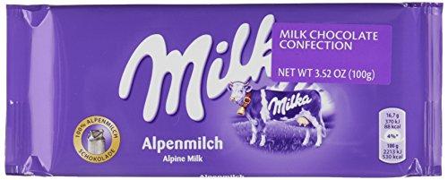 Milka Alpenmilch Schokolade 100g