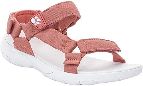 Jack Wolfskin Damen Seven Seas 2, Sport Sandalen, Pink (Rose Quartz 2131), 39.5 EU (6 UK)