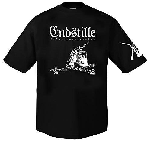 Endstille Frühlingserwachen NEU T-Shirt L