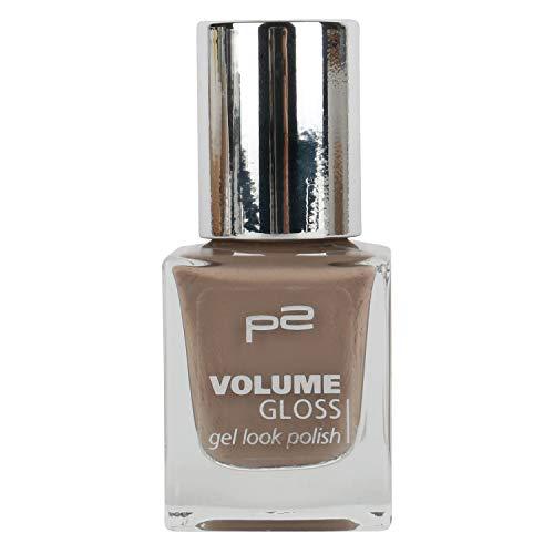 p2 cosmetics Gel Nagellack 177943 Volume Gloss Gel Look Polish