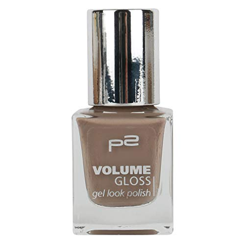 p2 cosmetics Gel Nagellack 177943 Volume Gloss Gel Look Polish