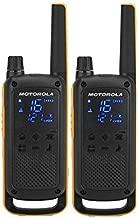 Motorola Talkabout T82 Extrem - Walki-Talkis, Alcance hasta