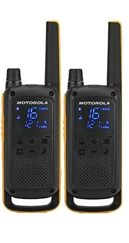 Motorola T82 Extreme PMR446 2-Way Walkie Talkie Radio Twin...
