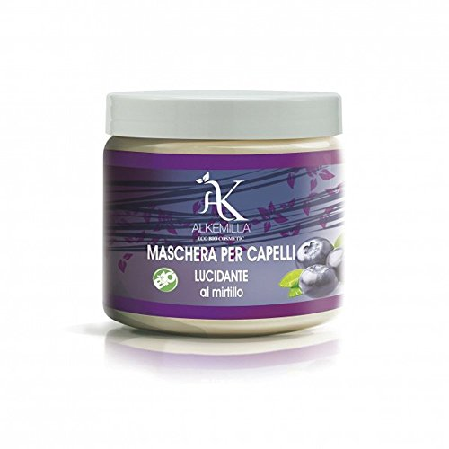 Alkemilla Mascarilla Capilar Lucidante Arándano Ecobio 200 ml