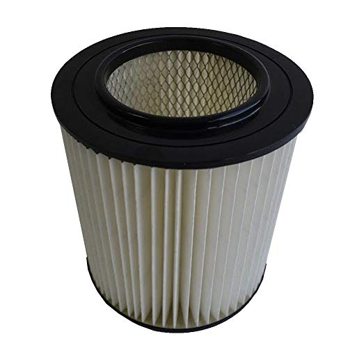 Generic Vacuum Filter, Compatible with Dirt Devil Vacuum Filters for Central Vacuum, Replaces 8106-01