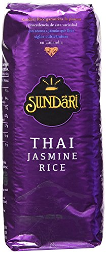 Sundari Arroz Thai Jasmine 500G - [Pack De 8] - Total 4...