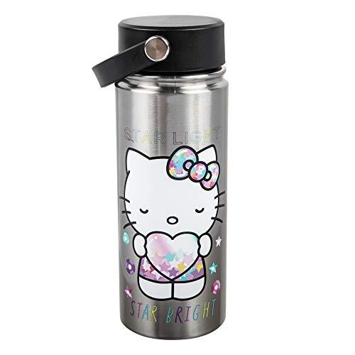 Hello Kitty Core Trinkflasche aus Edelstahl, 480 ml