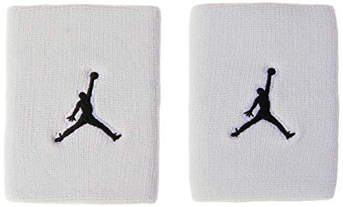 Nike Unisex Armband Jordan Jumpman, 004 Wolf Grey/Black, One Size, 9010-2