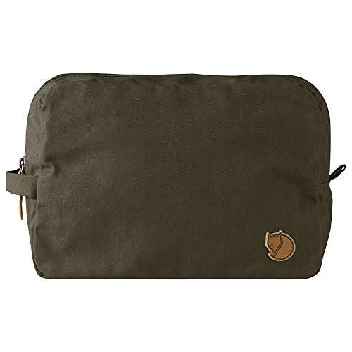 Fjällräven Gear Bag Large, Portafogli E Borse Piccole Unisex-Adulto, Verde (Dark Olive), 25 cm