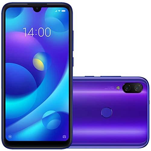 Smartphone Mi Play 4GB Ram Tela 5.84 64GB Camera Dupla 12+12MP - Azul