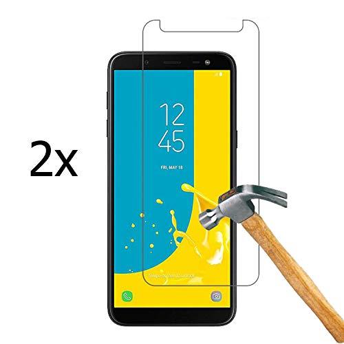 Yrlehoo 2X Tempered Glasfolie Schutzfolie für Ulefone Power 3L Premium Screen Folie Protector Hartglas Bildschirmschutz Panzerfolie Clear 9H