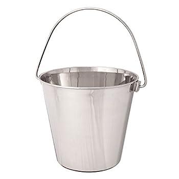 Best stainless steel milk pail Reviews