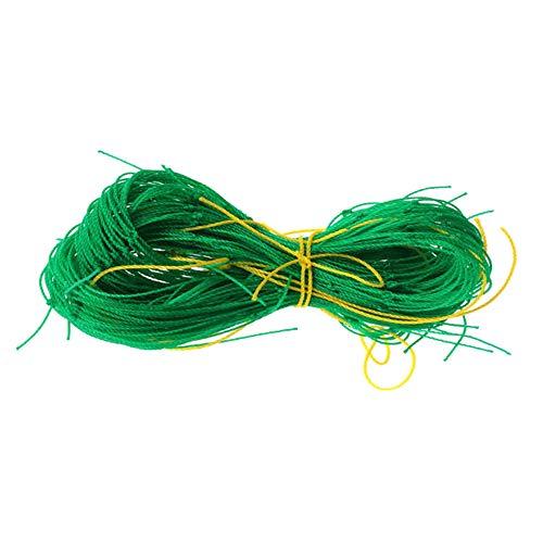 Maxtapos Pflanzen-Kletternetz, Obst-, Gemüse-, Blumen-, Ranken-, Kletter-, Garten-, Gurken-Gitter Netz, Plastik, XL