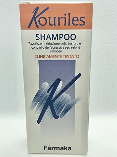 Abiogen Pharma Kouriles Shampoo Antiforfora 100 ml