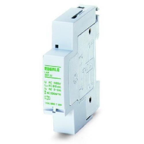 Eberle Controls 046533090000 Lastabwurfrelais LAR 46533 (zur Reduzierung des Leitungsquerschnittes für Großverbraucher, 2,1 bis 6,2 KW, 10 A AC)